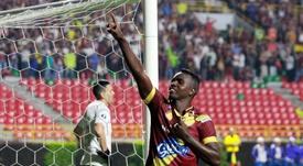 Tolima volvió a ganar a Nacional en su estadio. EFE