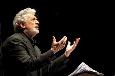 El tenor Plácido Domingo. EFE/Archivo