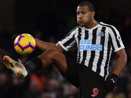 Newcastle want to buy Salomon Rondon off West Brom. EFE/Archivo