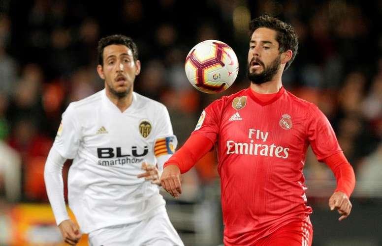Pirlo praised the Malaga born player. EFE