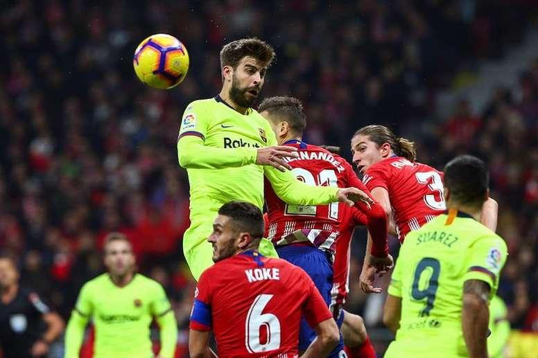 El Atlético adelanta al Barça en el ranking UEFA; el Madrid sigue líder. EFE