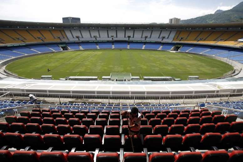 Estas son las sedes de la Copa América Brasil 2019. EFE/Archivo