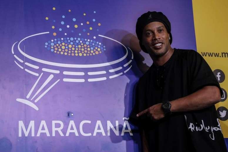 Il Cruzeiro tessera il figlio di Ronaldinho. EFE