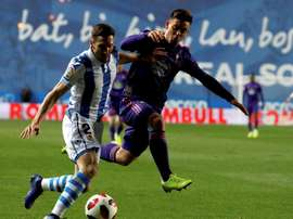 Real Sociedad have had plenty of injuries. EFE