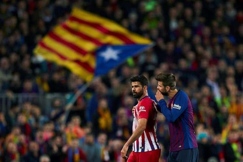 Diego Costa retorna de lesão muscular e enfrentará um rival que traz péssimas lembranças. EFE