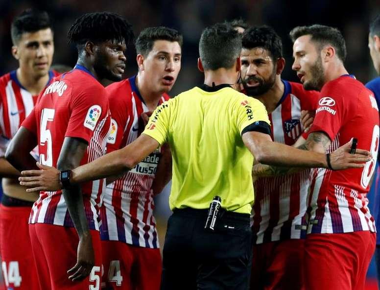 Diego Costa no volverá a jugar hasta la próxima temporada. EFE