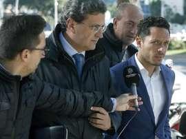 Adriano espera poder evitar la cárcel. EFE