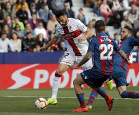 Valladolid lance une nouvelle offensive pour Enric Gallego. AFP