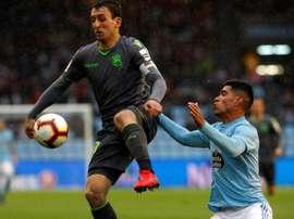 Mikel Oyarzabal est un des joueurs majeurs de la Real Sociedad. EFE