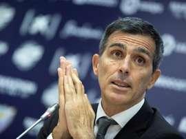 Muñiz, nuevo entrenador del Alavés. EFE