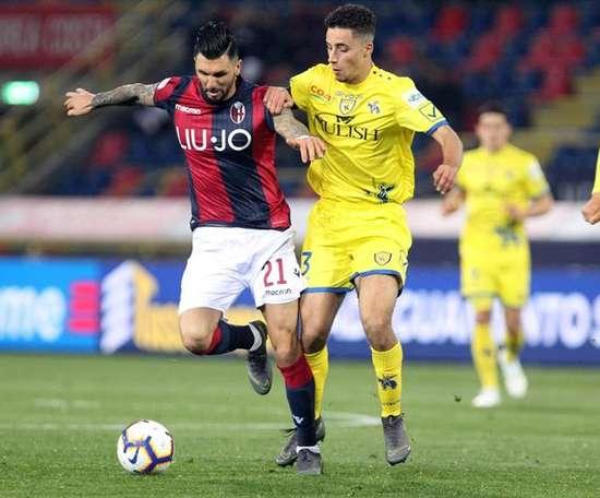 Bologne confirme les achats de Sansone et Soriano. EFE