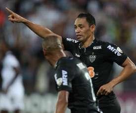 Aos 39 anos, Ricardo Oliveira vive má fase, com 13 partidas sem marcar gol. EFE/Archivo