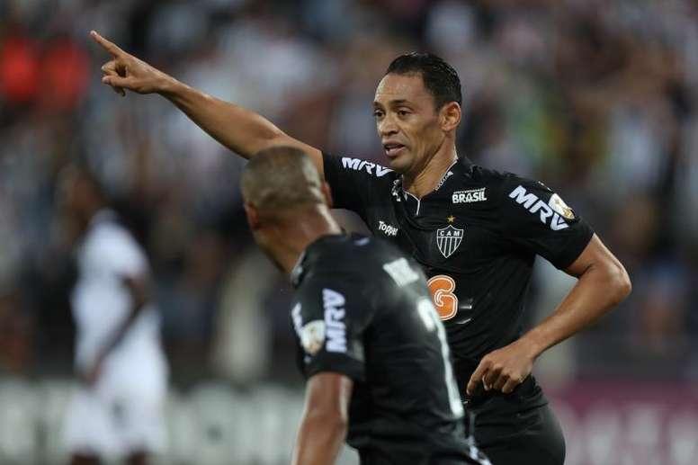 Ricardo Oliveira tem dois times interessados no Brasil. EFE/Arquivo