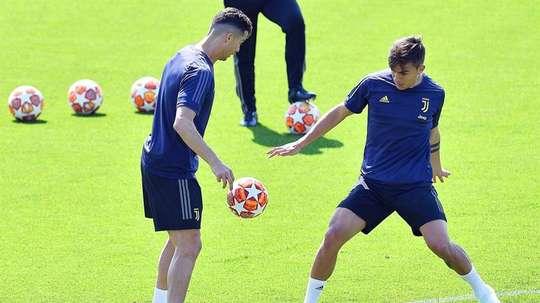 A Juventus espera um pedido de desculpas de Cristiano. EFE