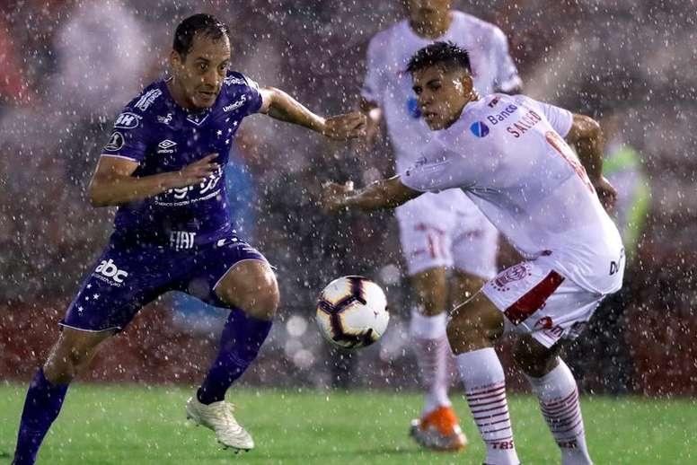 Saúl Salcedo sueña con jugar en el Barça. EFE