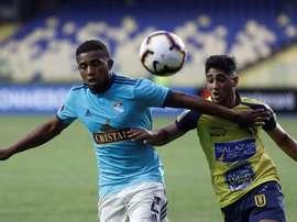 Sporting Cristal recibe a Universidad de Concepción esta jornada. EFE/Archivo