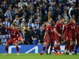 Roberto Firmino was influential with a goal and an assist in the first leg. EFE.