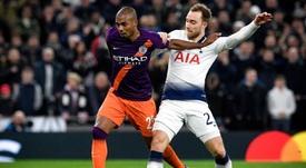 Tottenham estime Eriksen à 54.5 millions. EFE