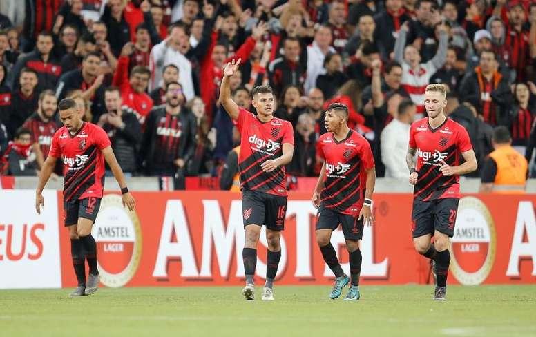 Flamengo da por perdido a Marí y encuentra a su sustituto. EFE