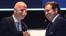La CONMEBOL estudiará eliminar la ventaja del gol de visitante. EFE
