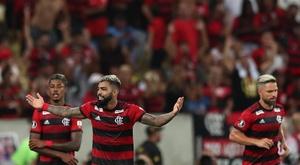 Maracaná corona a Flamengo como campeón. EFE/Archivo