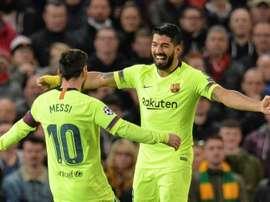 Meilleurs buteurs de la Ligue des Champions 2018-2019. AFP