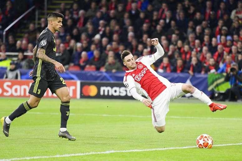 Arsenal, prêt à offrir 22 millions d'euros pour lui. EFE