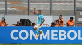Sporting Cristal se coloca a un punto de la clasificación a octavos de final. EFE