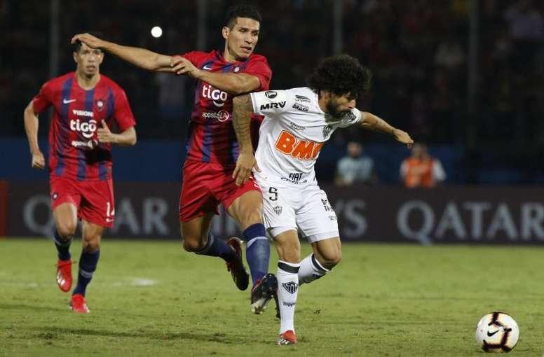 Marcos Cáceres se suma a la lista de bajas. EFE