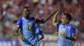 Macará aspira al liderato de Independiente. EFE/Archivo