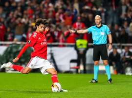 City brings out the big guns for Joao Felix. EFE
