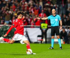 Félix was made at Benfica. EFE