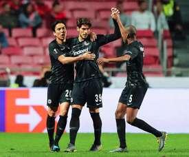 Everton could buy Gonzalo Paciencia. EFE