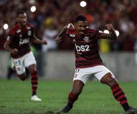 Vitinho teve proposta do Orlando City para deixar o Flamengo. EFE