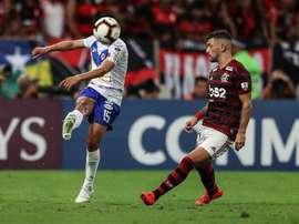De Arrascaeta será desfalque contra o Botafogo. EFE