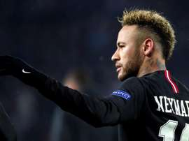 Real Madrid have not ruled out signing Neymar. EFE