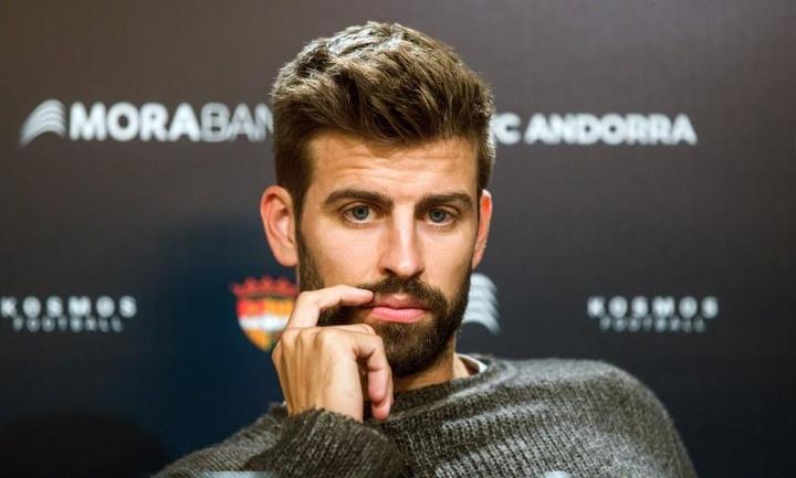 El Andorra sorteará entre sus abonados... ¡una cena con Gerard Piqué! EFE
