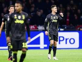 Le onze type des quarts de finale retour de Ligue des champions. EFE