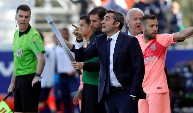 Valverde cuidará a sus jugadores. EFE