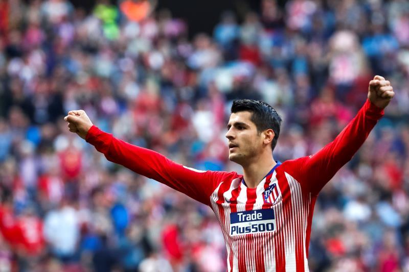 Oficial | El Atlético de Madrid compra a Álvaro Morata