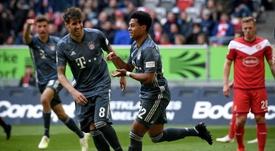 Prováveis escalações de Bayern e Fortuna Düsseldorf. EFE