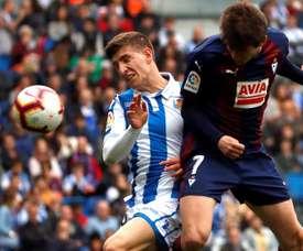 Marc Cardona va revenir à Barcelone. EFE