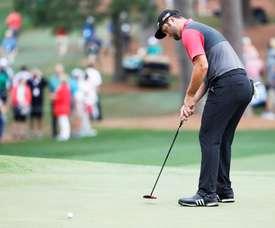 En la imagen el golfista español Jon Rahm. EFE