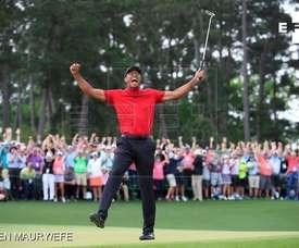 El estadounidense Tiger Woods sube desde el puesto 12 al sexto del ránking con 7,7368 puntos, tras llevarse el Másters de Augusta por quinta vez en su carrera, con -13 golpes, y once años después de su último grande, el US Open de 2008. EFE