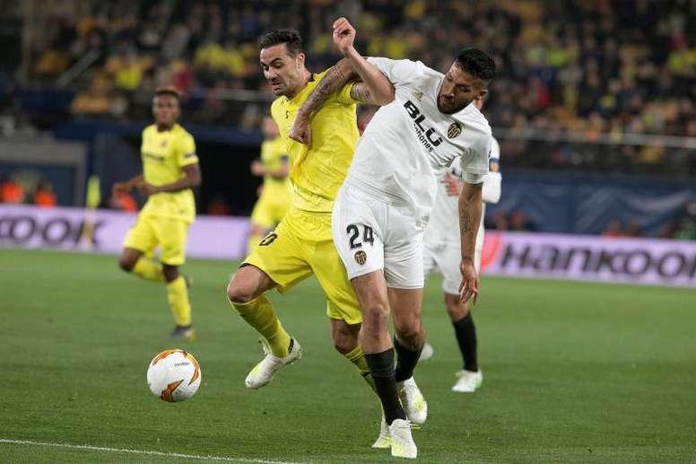 Valencia y Villarreal vivirán el segundo 'round'. EFE