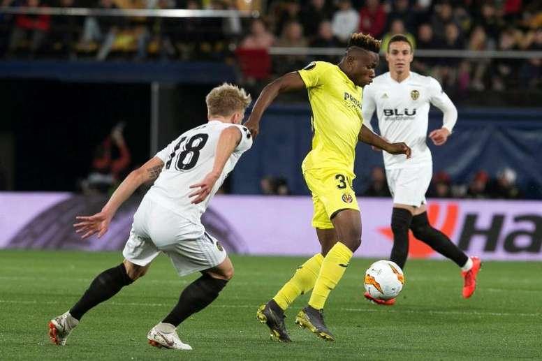 Sólo el Atlético consiguió echar al Valencia de Europa tras un partido en casa. EFE