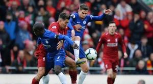 Liverpool y Chelsea disputarán la Supercopa de Europa. EFE