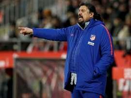 Quiere coger las riendas de un equipo como primer entrenador. EFE