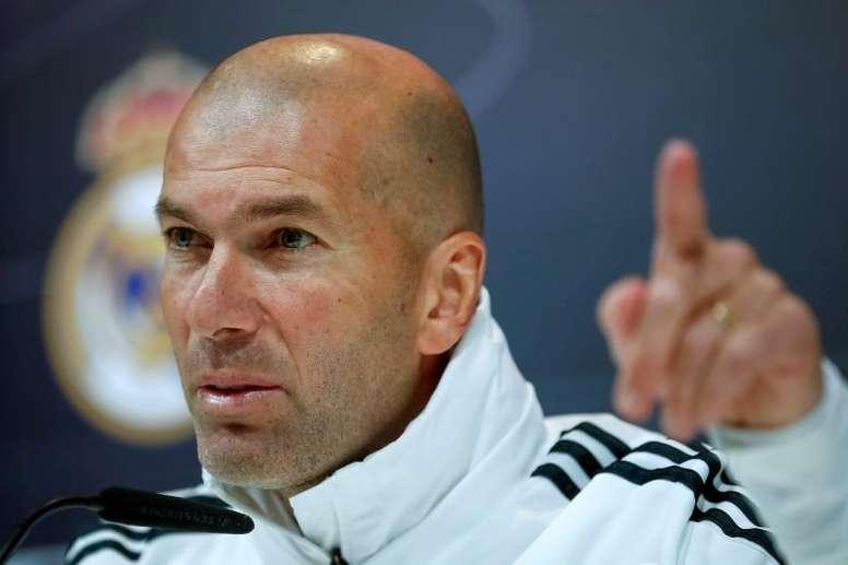 Ocho ideas para entender al 'nuevo Zidane'. EFE/Archivo