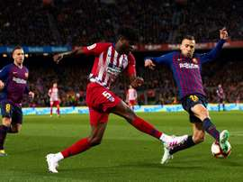 Thomas Partey has been given the award of Ghanaian player of the year. EFE